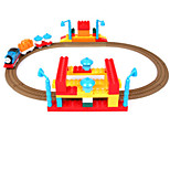 Track Rail Car Novelty & Gag Toys Toys Plastic Children's Day