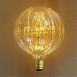 2W E26/E27 Incandescent Bulbs 49 Dip LED 100 lm Yellow Decorative AC 220-240 V 1 pcs
