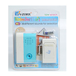 9682 Models 36 Kinds Of Voice With A Dry Battery With A Luminous Wireless Doorbell DC
