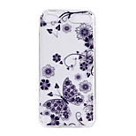 National Butterfly TPU Case for Touch5 6