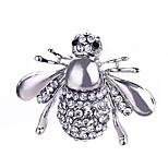 моды женщина сплав медоносной пчелы брошь