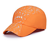 Hat Cap/Beanie Women's Men's Unisex Waterproof Breathable Quick Dry Ultraviolet Resistant Ultra Thin for Baseball