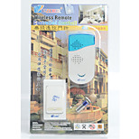 Compact 32 Music Night Light Button Remote AC Plug 822 Remote Control Doorbell
