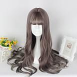 Lolita Wigs Sweet Lolita Lolita Curly Chocolate Lolita Wig 65 CM Cosplay Wigs Wig For Women