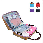 7 L Toiletry Bag Travel Duffel Camping & Hiking Traveling Multifunctional