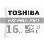 TOSHIBA 16GB Micro SD Card TF Card memory card UHS-I U3 Class10 EXCERIA PRO