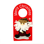 Ornaments Fan Unlit Characters Holiday Paper Christmas Decoration