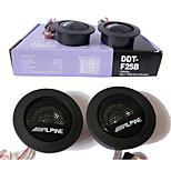 Universal High Efficiency 1Pair Car Mini Dome Tweeter Loudspeaker Alpine Car Audio Speaker Super Audio Auto Sound Car Tweeters