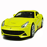 Toys Car Toys Metal Yellow Leisure Hobby