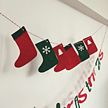 Gifts Holiday Paper Christmas Decoration