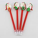 Creative Christmas Santa Claus Style BallPoint Pen