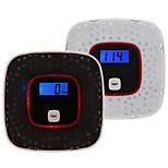 LCD Display CO Carbon Monoxide Gas Alarm Sensor Poisoning Smoke Gas Tester Human Voice Warning Detector For Alarm System