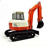 Spielzeuge Auto Spielzeug Metall Orange Freizeit Hobbys