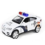 Toys Car Toys Metal White Leisure Hobby