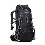 45 L Backpack Camping & Hiking Climbing Leisure Sports Hunting Traveling Cycling/Bike School Outdoor Performance Leisure SportsWaterproof