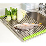 1 Kitchen Stainless Steel Rack & Holder
