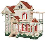 Jigsaw Puzzles Wooden Puzzles Building Blocks DIY Toys Hawaiian Villa 1 Wood Ivory Model & Building Toy