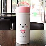 Sports Drinkware, 350 ml Heat Retaining Girlfriend Gift Stainless Steel Juice Milk Vacuum Cup