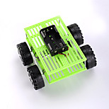 Crab Kingdoms All-Wheel-Drive Models Toys Children Intelligence Toy Assembly 169 Suvs