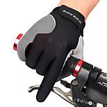 Перчатки Спортивные перчатки Все Перчатки для велосипедистов Весна Осень ВелоперчаткиАнти-скольжение Дышащий Износостойкий Пригодно для