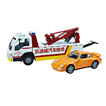 Ambulance Vehicle Toys Car Toys 1:50 Metal ABS Plastic White Model & Building Toy