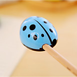 Lady Beetle Shaped Pencil Sharpener