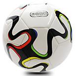 Υψηλή Ελαστικότητα Ανθεκτικό-Soccers(Λευκό Μαύρο,PVC)