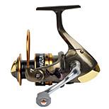 Катушки для спиннинга Спиннинговые катушки 2.6:1 11 Шариковые подшипники Заменяемый Обычная рыбалка-AF3000