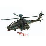 Flugzeuge & Hubschrauber Spielzeuge Auto Spielzeug 1:72 Plastik Metall ABS Grün Model & Building Toy