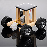 DIY Toy Model Assembly Technology Production Robot Solar Car Set Five-in-one