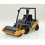 Farm Vehicle Pull Back Vehicles Car Toys 1:25 Metal Plastic Blue Model & Building Toy