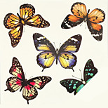 1pc Halloween Tattoo Paste Color Tattoo Stickers A Larger Version Waterproof Animal
