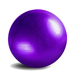 55 см. Мячи для фитнеса Йога Для спортивного зала ПВХ