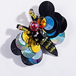 Women's Brooches Alloy Animal Design Fashion Bowknot Assorted Color Jewelry Daily