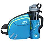 Пояс Чехол Пояс с кармашком для фляги Нагрудная сумка для Восхождение Путешествия Бег Отдых и туризм Фитнес Спортивные сумки