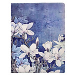 For Apple iPad 4 3 2 Case Cover with Stand Pattern Full Body Flower Hard PU Leather