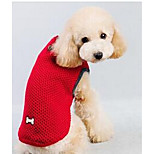 Dog Coa Dog Clothes Winter Solid Casual/Daily