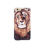 For Frosted Embossed Pattern Case Back Cover Case Animal Hard PC for Apple iPhone 7 Plus iPhone 7 iPhone 6s Plus/6 Plus iPhone 6s/6 iPhone