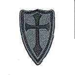 Patch Badge  The Crusades Knight Super Heroes Soldier/Warrior Roman Costumes Festival/Holiday Halloween Costumes  Badge Halloween Carnival Unisex