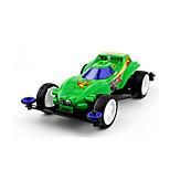 Race Car Toys Car Toys 1:12 Metal Plastic Green Model & Building Toy