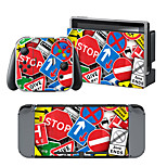 B-Skin®  Nintendo Switch /NS Protective Sticker Cover Skin Controller Skin Sticker