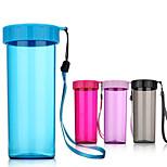 Colored Drinkware, 430 ml Large Capacity Plastic Juice Water Tumbler
