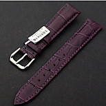 Men's/Women'sWatch Bands cow leather 20mm Watch Accessories