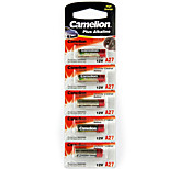camelion a27-BP5 batteria alcalina 12v 5 pacchetto