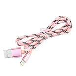 JDB® USB 3.0 Trenzado / Normal Cable Para Apple 100 cm Nailon