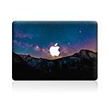 1 Stück Kratzfest Landschaft Transparenter Kunststoff Gehäuse Aufkleber Muster FürMacBook Pro 15'' with Retina MacBook Pro 15 '' MacBook