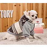 Dog DressDog Clothes Spring/Fall Solid Casual/Daily