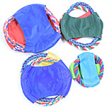 Cat Toy Dog Toy Pet Toys Chew Toy Interactive Flying Disc Rope Durable Cartoon Dog Woven Halloween Cotton