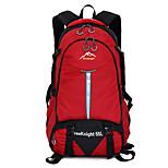 55 L Заплечный рюкзак Восхождение Спорт в свободное время Отдых и туризм Дожденепроницаемый Защита от пыли Дышащий Многофункциональный