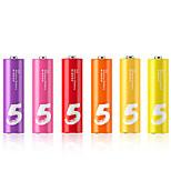 ZMI ZI5 AA Alkaline Battery 6 Pack 1.5V